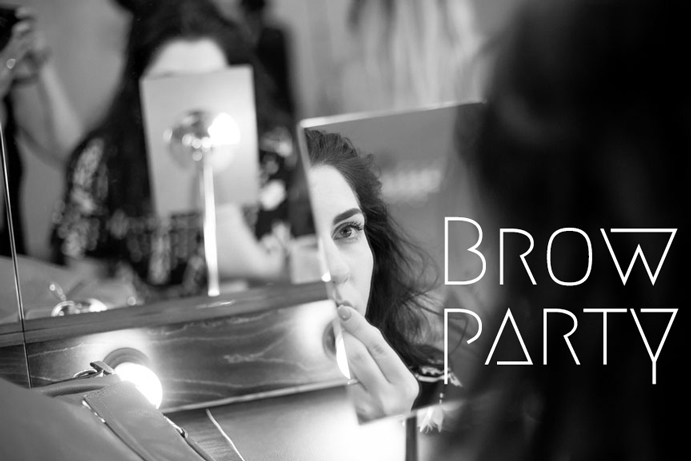 Brow party, photo, мастер-класс, брови