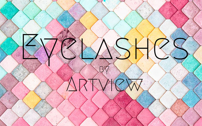 Eyelashes by Artview